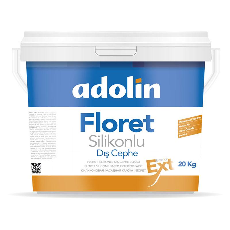 Латекс Silikonlu Florin
